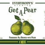 Everybody's Brewing Releases Get A Pear