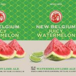 New Belgium Juicy Watermelon Lime Ale Now Available