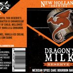 New Holland Brewing Dragon's Milk Reserve Mexican Spice Cake Details