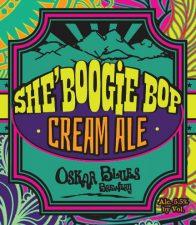 Oskar Blues - SHE'Boogie Bop Lavender Vanilla Cream Ale
