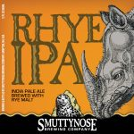 Smuttynose Brewing Rhye IPA, Now Available Year Round