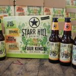 Starr Hill Brewery Announces 2017 Four Kings IPA Pack
