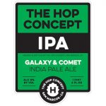The Hop Concept: Galaxy and Comet IPA