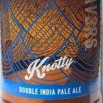 Three Weavers Brewing Bottles Award Winning Knotty Double IPA