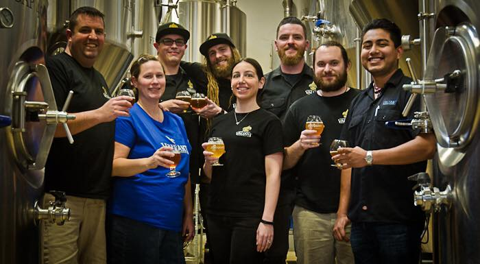 Valiant Brewing Crew