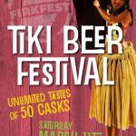 Beer Geek Tiki Island at This Year's Firkfest in Anaheim