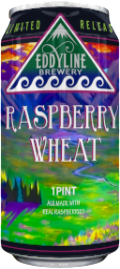Eddyline Brewery - Raspberry Wheat