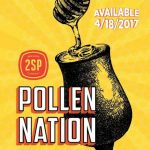 2SP Brewing Co Releases Pollen Nation