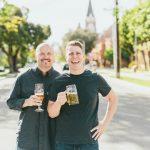 Evan Price & Brian Rauso Launch Green Cheek Beer Co.