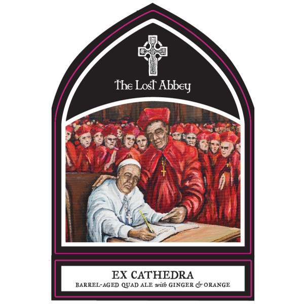 The Lost Abbey - Ex Cathedra
