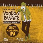 New Belgium Brewing Introduces Voodoo Ranger Juicy Mandarina IPA