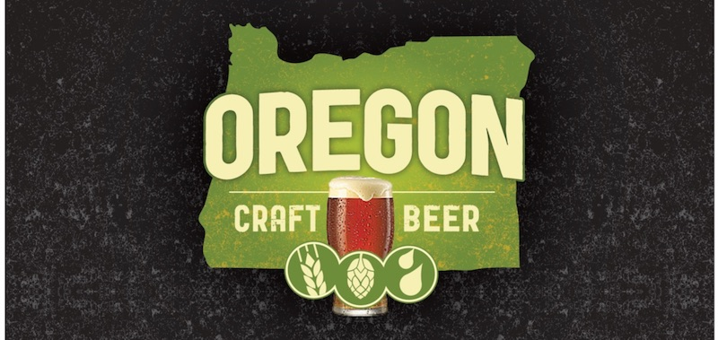 Oregon Craft Beer Logo
