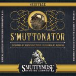 Smuttynose Brewing S'Muttonator Double Bock Kicks off Heritage Beer Series
