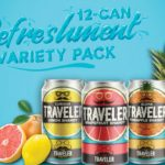 Traveler Beer Company Traveler Refreshment Variety Pack Now Available