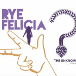 Say 'Hello' to Rye Felicia, New Brett IPA from The Unknown Brewing Co.