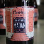 Cape May Brewing Brothel Madam Release May 27, 2017