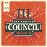 Council Brewing 3rd Anniversary Party