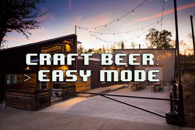 Craft Beer Easy Mode