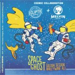 Ecliptic Brewing & Melvin Brewing Create Space Ghost Golden Session Barleywine
