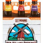 New Holland Brewing 20th Anniversary Throwback 6 Pack