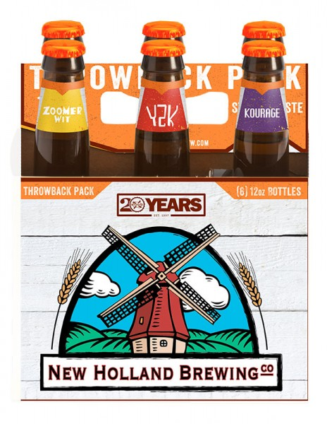 New Holland Brewing - 20th Anniversary 6 pack