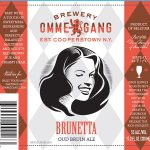 Brewery Ommegang Releases Brunetta This Month