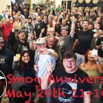 Smog City Brewing 4th Anniversary Party – May 20, 2017