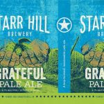 Starr Hill Brewery Remasters Grateful Pale Ale