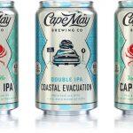Cape May Brewing Cans Cape May IPA & Coastal Evacuation Double IPA