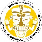 Catawba Brewing Unveils Friki Tiki IPA Series