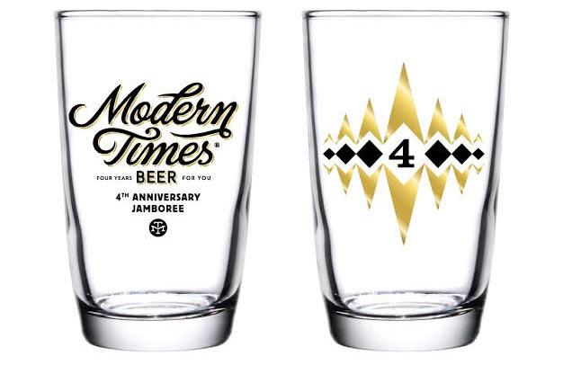 Modern Times 4th Anniversary Jamboree
