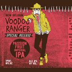 New Belgium Brewing Announces Voodoo Ranger Passionfruit Imperial IPA & '17 Transatlantique Kriek