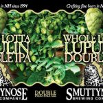 Smuttynose Brewing & Whole Foods Market Brew Whole Lotta Lupulin Double IPA