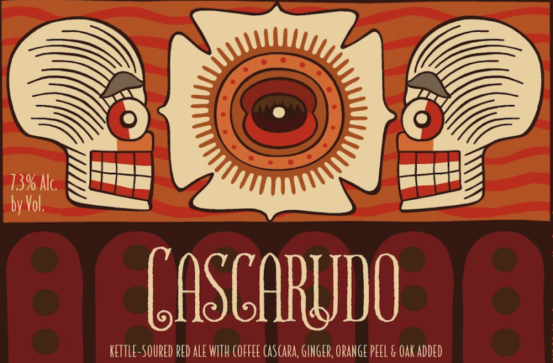 5 Rabbit Cervecería & Central State Brewing - Cascarudo
