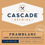 Cascade Brewing Releases Framblanc 2016 Today