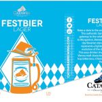 Catawba Brewing Festbier Makes Triumphant Return