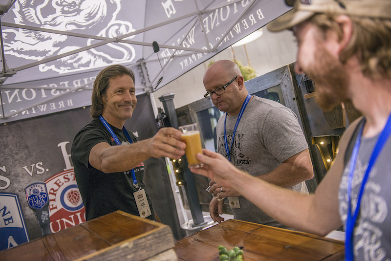 David Walker CCBA Craft Beer Summit