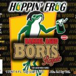 Hoppin' Frog Barrel Aged BORIS Royale Makes Its Return