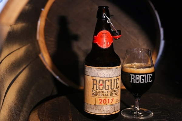 Rogue Rolling Thunder Imperial Stout 2017
