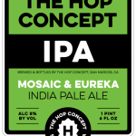 The Hop Concept to Release Mosaic & Eureka IPA