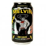 Melvin Brewing Releases Heyzeus Mexican-Style Lager