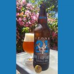 Review – Stone 21st Anniversary Hail to the Hop Thief Double IPA