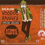 New Belgium Releases Voodoo Ranger Atomic Pumpkin Ale