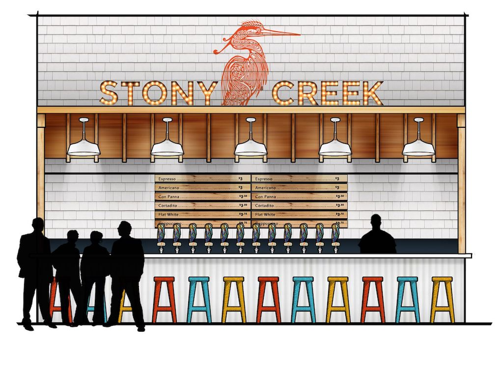 Stony Creek Brewery Brewpub Oasis at Foxwoods Resort Casino - First Floor Bar