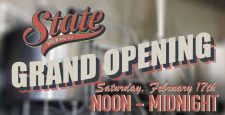 State Brewing Grand Opening