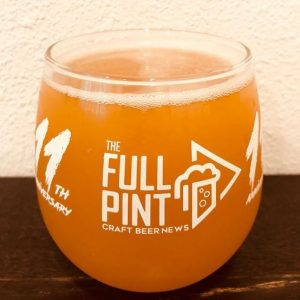 TFP 11th Anniversary Glass