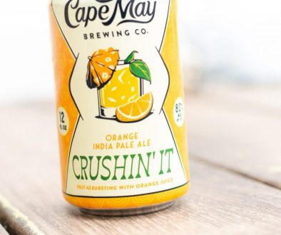 Cape May Brewing - Crushin' It
