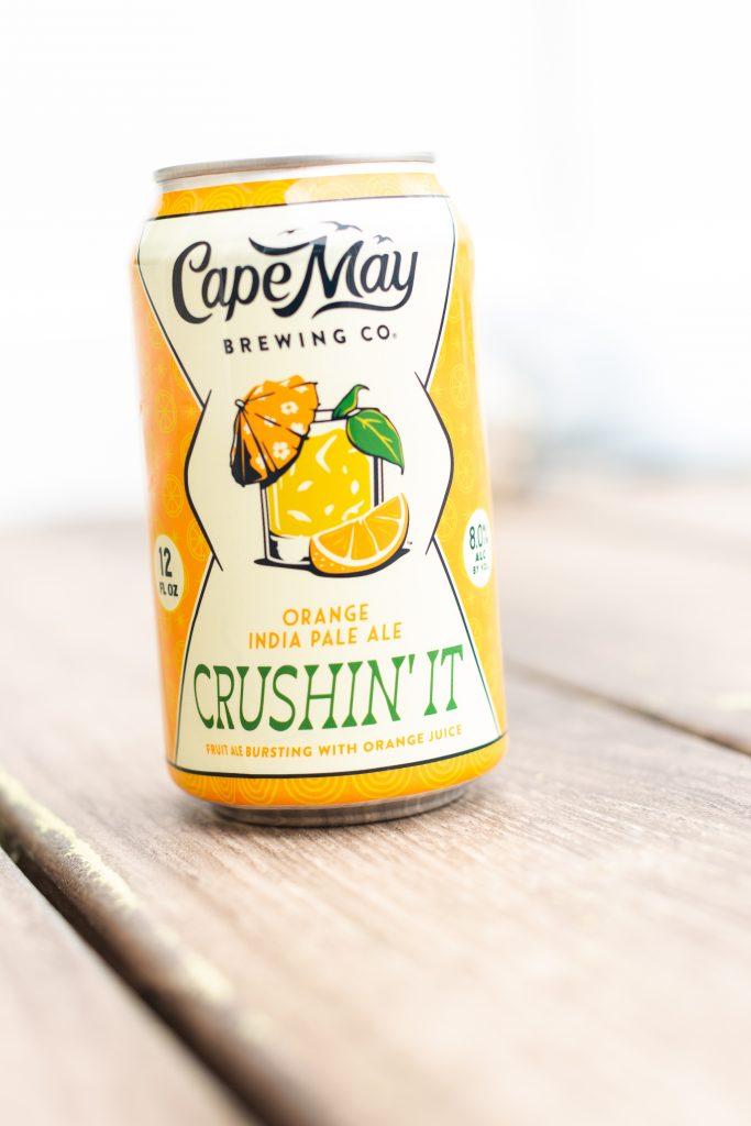 Cape May Brewing - Crushin' It