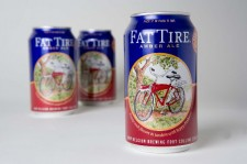 Fat Tire Cans Roll Into the Pacific Northwest