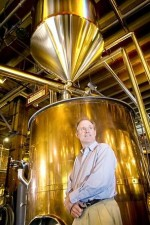 Scott Barnum, CEO of Pyramid Breweries, expects to leave after Vermont-based Magic Hat Brewing Co. completes its purchase of the Seattle beer maker, expected before September.